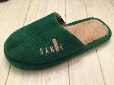 Sanuk Astroturf Sandal/Slippers - Very rare!