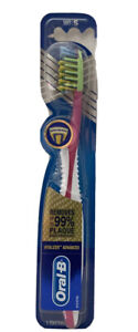 Oral-B Pro-Health Vitalizer Advanced Toothbrush Soft Head Pink & White