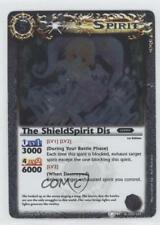 2009 Battle Spirits Trading Card Game - Scars of #093 The Shieldspirit Dis 0a7