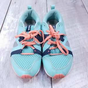 Reebok Train Fast XT M45271 Womens 7.5 US Coral Running Work Out Shoes Sneakers