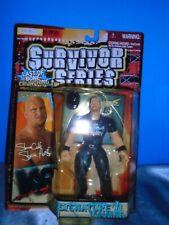 Stone Cold Steve Austin Survivor Series 4 WWF Wrestling Figure