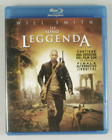 "PRL) BLU-RAY DISC ""IO SONO LEGGENDA"" WILL SMITH BDS Z8 DVD FILM MOVIE INEDITO"