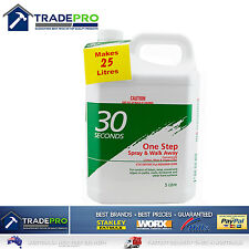 Wet Forget 5 Litre Spray & Walk Away Algae, Moss, Mildew and Mould Removal 5L