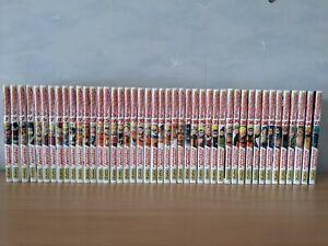 Naruto manga : lot 45 volumes français