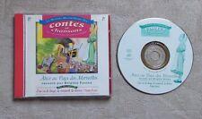 """CD AUDIO MUSIQUE/ ALICE AU PAYS DES MERVEILLES RACONTE PAR BRIGITTE FOSSEY"""" N°20"""