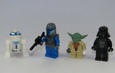 LEGO STAR WARS™ Figura Darth Vader, Yoda, Trooper, R2-D2 4 Pezzi