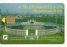 RARE / CARTE TELEPHONIQUE - BERLIN : STADE OLYMPIQUE 1936 HITLER / PHONECARD