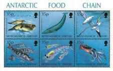Timbres Faune marine Antarctique GB 255/60 ** (41576AB) - cote : 15 €