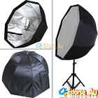 "Pro Studio 80cm/31.5"" Octagon Umbrella Flash Softbox Reflector Speedlite Digital"