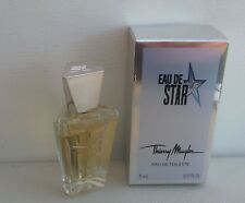 1x THIERRY MUGLER Eau De Star EDT mini Perfume, 5ml, Brand New in Box