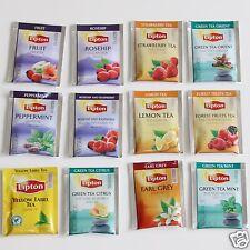 LIPTON Tee - 24 Teebeutel für Adventskalender  ( Nachfüllpack für weihnachten )