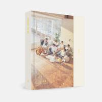 2018 BTS EXHIBITION BOOK Photobook+Unreleased Live PhotoSet+Sticker+TrackingCode