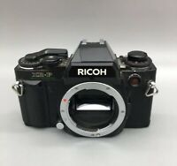 Ricoh XR-P Multi-Program 35mm Film PK Pentax K Mount SLR Camera Body Only - G30