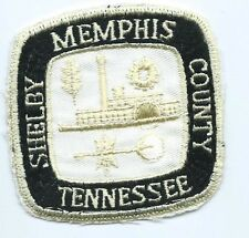 Memphis, Shelby County Tennessee Patch 3 X 3