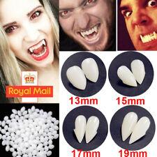 Vampire Fangs - A Pair Teeth - Werewolf Werewolve Halloween Party Fancy Dress Up