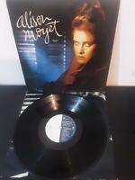 """Alison Moyet – Alf Vinyl 12"""" LP + Inner CBS 26229 1984"""
