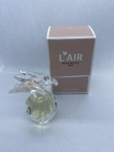 Nina Ricci L'Air EDP Perfime Mini Miniature 4ml Hard To Find Rare Discontinued