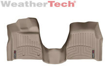 WeatherTech FloorLiner Mats for Lincoln Town Car- 1998-2011 - 1st Row OTH Tan
