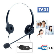 Wired Headset Microphone System Set For Public Speaking Singing Customer Service