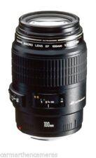 Objectifs macro Canon Canon EF pour appareil photo et caméscope