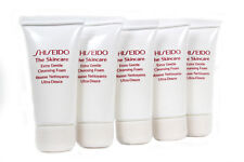 Shiseido The Skincare Extra Gentle Cleansing Foam  7ml. TRAVEL SIZE (LOT OF 5)