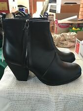 New COTTON ON Women's Ankle Boots Black Size37