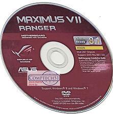 ASUS Maximus VII Range MOTHERBOARD DRIVERS M3229 WIN 10