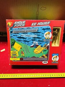EAGLE FORCE LE AQUILE GIG KAYO IL COMBATTENTE VINTAGE NEW!!