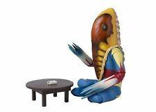 S.H.Figuarts Ultraseven Alien Metron Action Figure Bandai New from Japan F/S