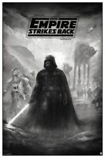 IN HAND The Empire Strikes Back VARIANT by Karl Fitzgerald Star Wars NYCC BNG