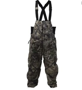 True Timber Outdoors True Suede Insulated Reversible Bib New Conceal 2X Large