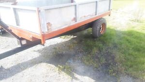 10x 6 tipping trailer reconditioned all way through lovely conition