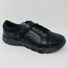 Abeo Women's Sashay Slip On Tennis Shoes Size 9 Black