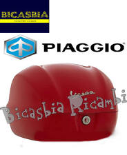 9432 -BAULETTO POSTERIORE  ROSSO DRAGON 894 PIAGGIO VESPA 50 125 150 PRIMAVERA