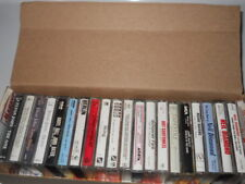 20 Kassetten Box-Elton John, Hall & Oates, Neil Diamond, Sting, Berlin, Londonbeat