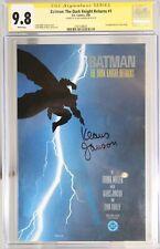 Batman: The Dark Knight Returns #1 - CGC 9.8 - Signed by Klaus Janson