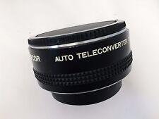 Kepcor Automatic Tele converter 2X B200 / BC I Praktica Mount Japan