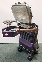 Steampunk Metal Scrap Parts Robot Sculpture (21st Century)