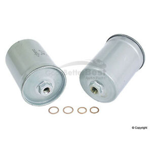 One New Meyle Fuel Filter 1002010010 441201511C for Audi for Volkswagen VW
