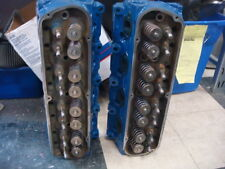 ORIGINAL 68 FORD MUSTANG 289 302 351W WINDSOR HEADS CYLINDER HEADS C8OE CORES
