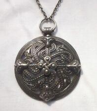 vintage Finnish silver pendant by Kalevala Koru