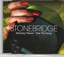 (EX805) Stonebridge Feat. Therese, Take Me Away - 2004 DJ CD