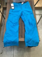 Pantalon de ski Salomon QST Guard Pant 2018 taille M bleu