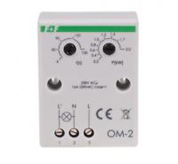 F&F OM-2 Stromverbrauch Begrenzer 230V 16A 2000VA IP20 Power consumption limiter