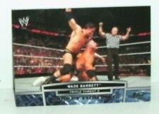 WWE 2013 - TRIPLE THREAT INSERT CARD #TT6-2 - WADE BARRETT
