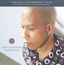 Everybody Dance! Performance Tracks by James Roberson (CD Sep-2009, 2 Discs JDI)
