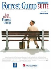 Forrest Gump Suite Sheet Music Easy Piano Solo New A Silvestri 000349001