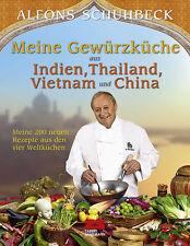 Deutsche Bücher über Kochen & Genießen Alfons-Schuhbeck