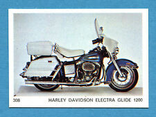 AUTO E MOTO - Figurina-Sticker n. 308 - HARLEY DAVIDSON ELECTRA 1200 -New