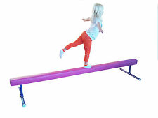 Balance Beam Hot Pink 8 foot long 1 foot high